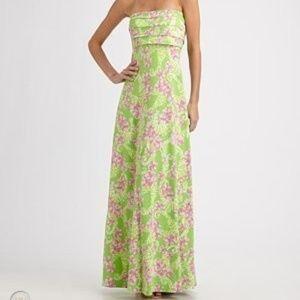 Lilly Pulizter Petula Maxi Dress